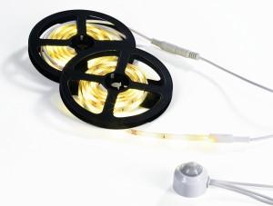 LED Streifen mit Bewegungsmelder