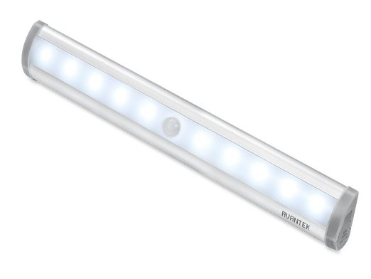 Avantek LED-Lichtleiste mit Bewegungsmelder