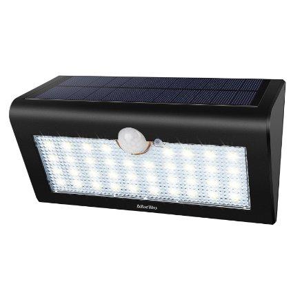 Albrillo LED Solarleuchte mit Bewegungsmelder