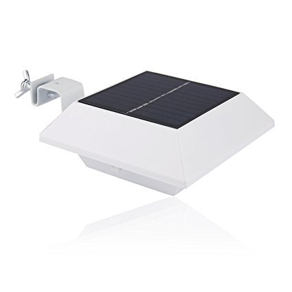 Ligoo Solarlampe mit Bewegungsmelder