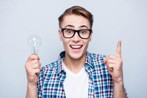 Tipps zum Energiesparen mit Licht