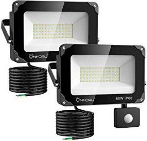 Bewegungsmelder mit LEDs