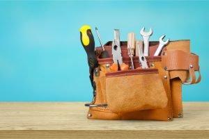 Reinigung, Pflege und Wartung eines Bewegungsmelders