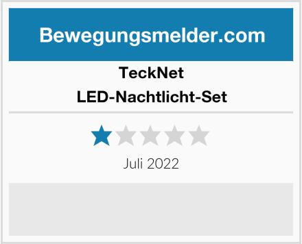 TeckNet LED-Nachtlicht-Set Test