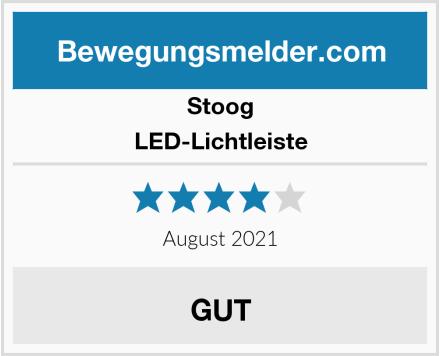 Stoog LED-Lichtleiste Test