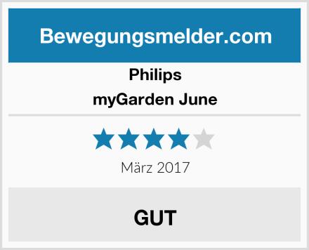 Philips myGarden June Test