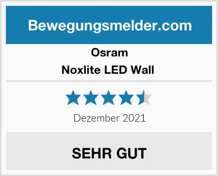 Osram Noxlite LED Wall  Test