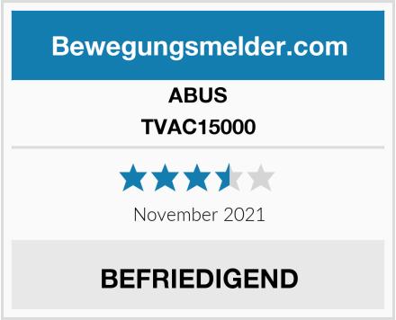 ABUS TVAC15000 Test