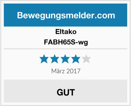 Eltako FABH65S-wg Test