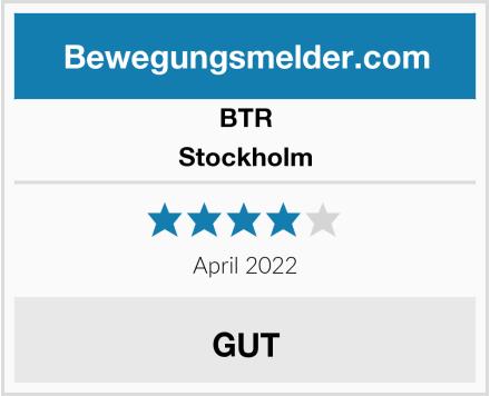 BTR Stockholm Test