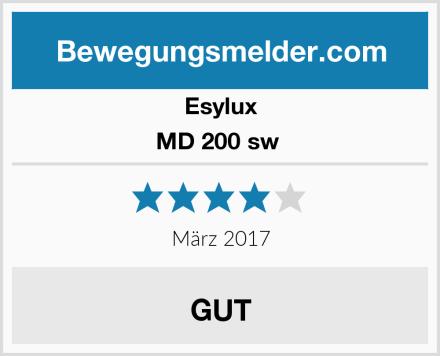 Esylux MD 200 sw  Test