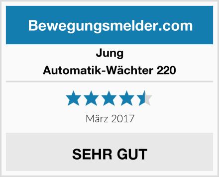 Jung Automatik-Wächter 220 Test