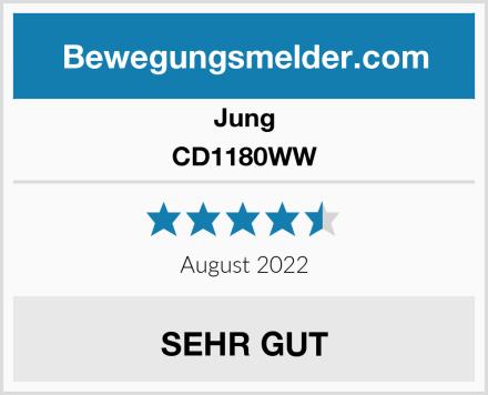 Jung CD1180WW Test