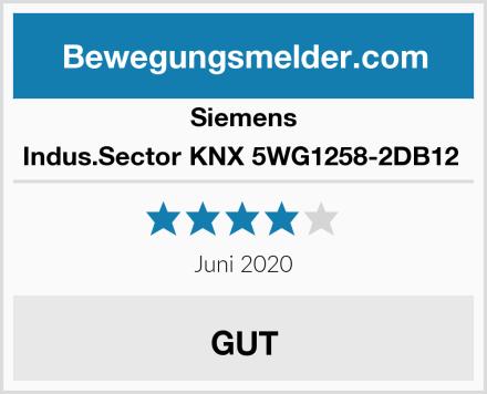 Siemens Indus.Sector KNX 5WG1258-2DB12  Test
