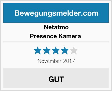 Netatmo Presence Kamera  Test