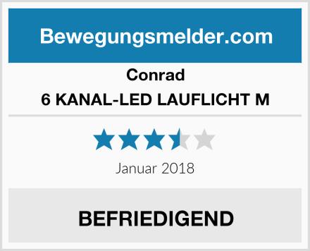 Conrad 6 KANAL-LED LAUFLICHT M Test