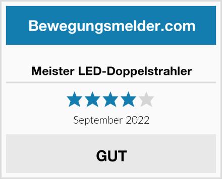 Meister LED-Doppelstrahler Test