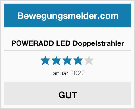 POWERADD LED Doppelstrahler Test