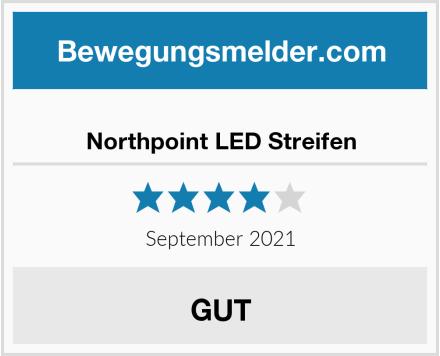 Northpoint LED Streifen Test