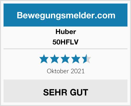 Huber 50HFLV Test