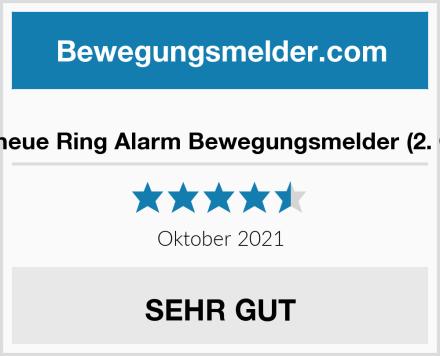 Der neue Ring Alarm Bewegungsmelder (2. Gen.) Test