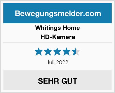 Whitings Home HD-Kamera Test
