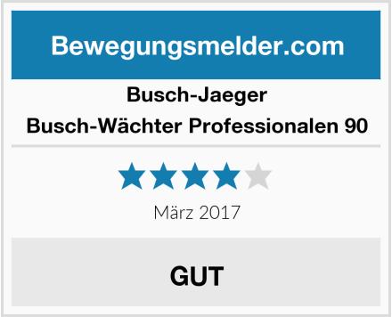 Busch-Jaeger Busch-Wächter Professionalen 90 Test