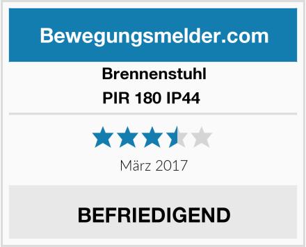 Brennenstuhl PIR 180 IP44  Test