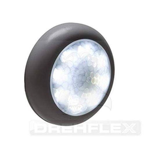 Drehflex LED Steckdosen Nachtlicht mit Bewegungsmelder