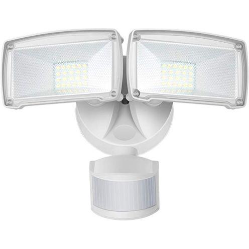 Dual-Kopf Bewegungs-Sensor-Licht