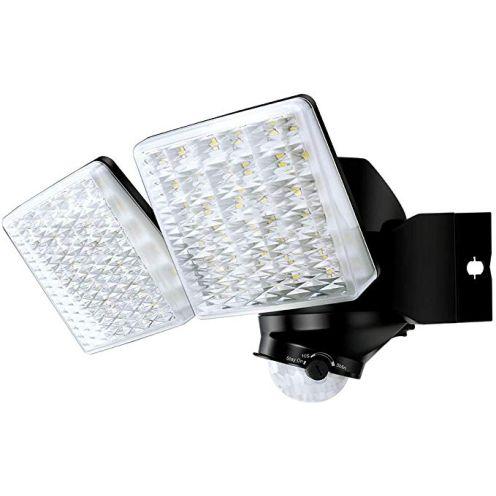 STASUN 20W LED Strahler mit einstellbarem Bewegungsmelder