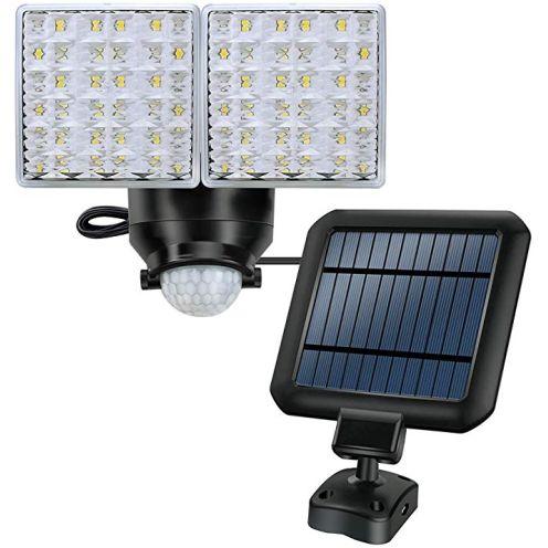 Stasun Solarbetriebene Sicherheits-Außenleuchten