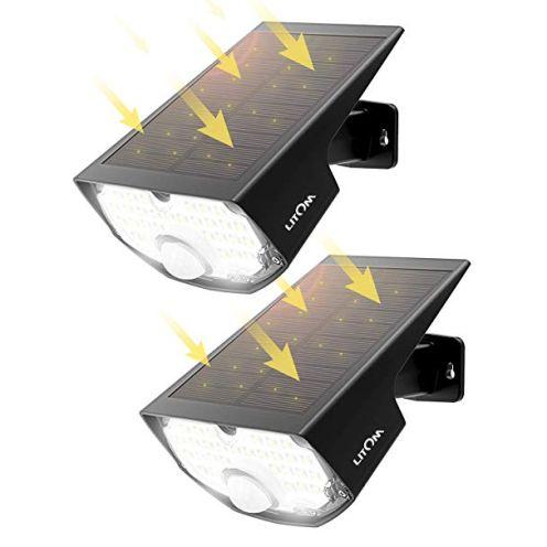 LED Solar Strahler