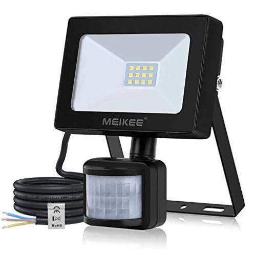 MEIKEE LED Strahler mit Bewegungsmelder