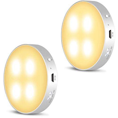 Daffodil LEC022 - Wiederaufladbarer LED Nachtlicht