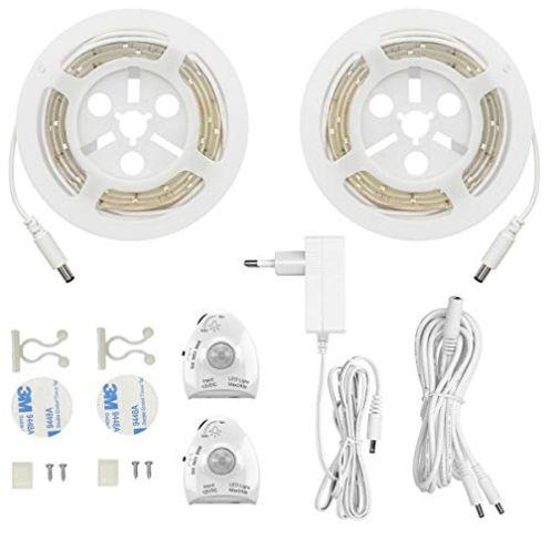 Luxjet LED Streifen mit Bewegungsmelder