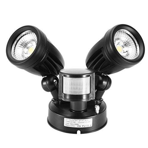 careslong LED Doppelstrahler