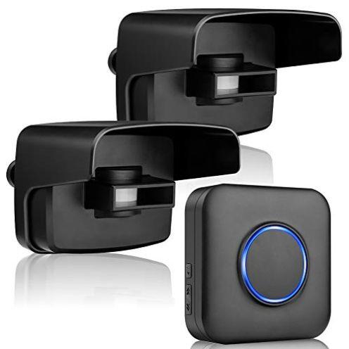 BITIWEND Einfahrt Alarm Sensor Kabellos